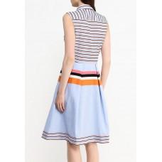 Платье-миди Jil Sander Navy